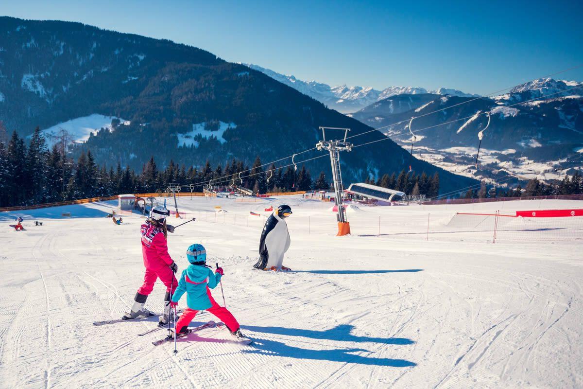 skigebiet monte popolo in ski amad tourismusverband eben. Black Bedroom Furniture Sets. Home Design Ideas